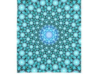 Psychedelisch Tapisserie Galaxy Wandteppich Heilige Geometrie Tapestry Mandala Wandteppich Wandbehang spirituelle helle Wandbehang Unikat