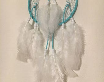 Baby Blue Dream Catcher