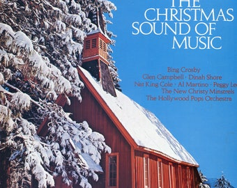 Various The Christmas Sound Of Music (LP, Stereo)