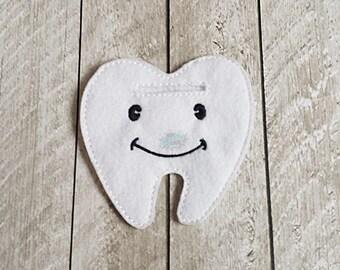 Tooth Fairy Money Holder, Teeth, Dentist, Tooth Fairy Pillow, Tooth Holder, Tooth Fairy, Dental, Kids, Pouch