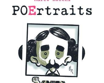 POErtraits-Portraits of Edgar Allan Poe