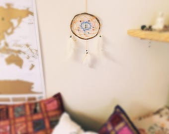Dreamcatcher / zen decor / bohemian / handmade /gift