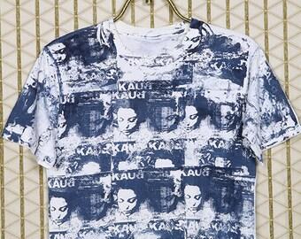 Twin Peaks t shirt, David Lynch, vintage rare T-shirt, white tee, Fire Walk With Me, Eraserhead, Blue Velvet, cult horror, Laura Palmer