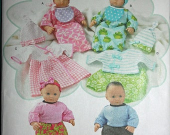Doll Clothes Pattern - Simplicity 1937