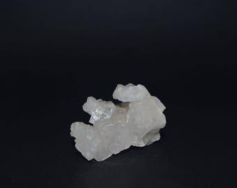 White Calcite Crystal