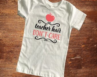 Women's teacher tee/ teacher gift tee/