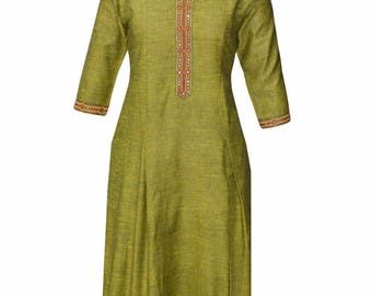 Cotton ethnic Kurti/Tunic | summer collection | classic look |