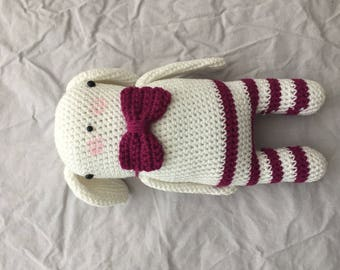 Crochet Animal Gundula