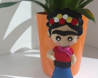 Mini Frida Kahlo
