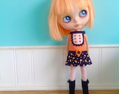 SALE - Dress for Blythe - Go Go Girl - Halloween #4