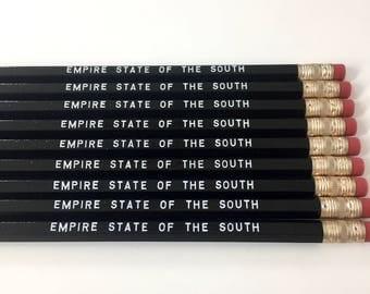Atlanta Empire State of the South Pencils