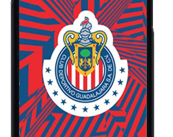 Club Chivas de Guadalajara soccer case for iPhone  6, 6 plus, 7, 7 plus, 8
