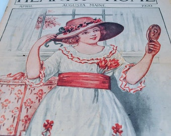 Hearth and Home Magazines - 1916 June July August - Lot of 13