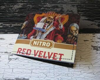 Ballast Point Red Velvet Bi-Fold Beer Wallet