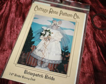 Cottage Rose Pattern Co Briarpatch Bride