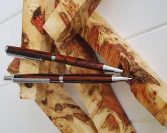 Cocobolo Pen and Pencil Set