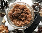 Gingerbread Sugar Scrub // Organic