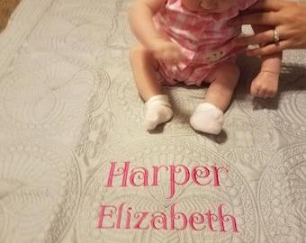 Custom baby quilt   Etsy : custom baby quilts - Adamdwight.com