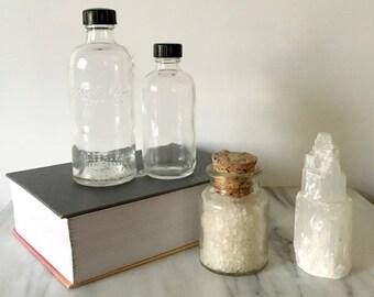 Set of 2 Glass Bottles - Kremel