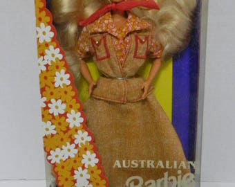 Australian Barbie Dolls of the World Collection Mattel 1994 Special Edition NRFB