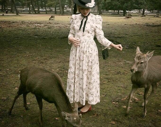 Nara Floral Dress