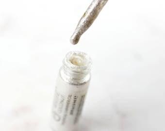 Coconut Shimmer Oil SAMPLE | Light Shimmer Body Oil | Natural + vegan