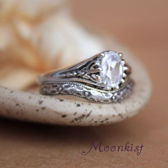 like this item - Oval Wedding Ring