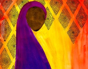 Sudanese Sister Print (8x10)