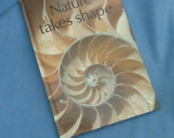 Nature takes shape - Vintage Ladybird Book Series 651 - Glossy Covers - 75p - A Natural History Book