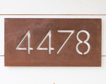 The Pemberton House Numbers