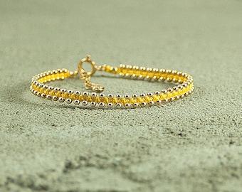 yellow bracelet,Dainty Jewlery,Dainty Bracelet,arm candy,stackable bracelets,trendy jewelry,layered bracelet,thin gold bracelet, bracelet