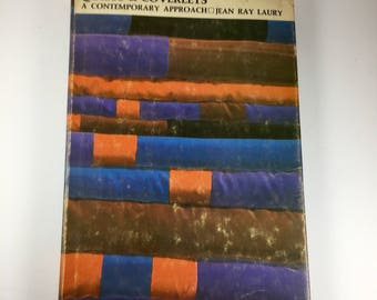 Quilts and Coverlets, a Contemporary Approach by Jean Ray Laury, 1970 Hardback