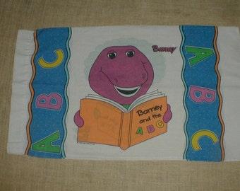 Barney Book Etsy