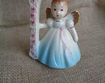 First Year Josef Originals Birthday Figurine by Applause 1980s