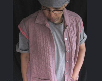 Flopz Quilted Cotton Top and Hat