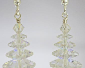 Swarovski Crystal xmas tree