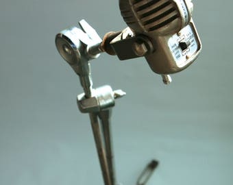 Italian Geloso microphone with stand