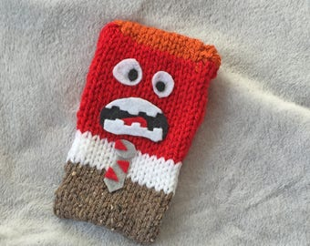 Inside Out Anger Cozy for Phone/Camera