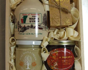 Maple Syrup Gift Box #5 (PINT)