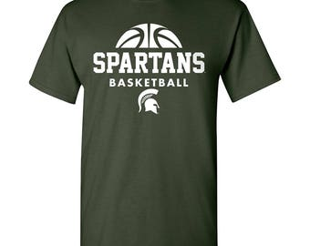 Michigan State Spartans Basketball Hype T-Shirt