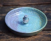 stoneware ring holder / ring dish