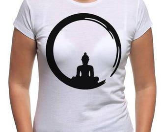 Buddha tshirt etsy for Gym t shirts india