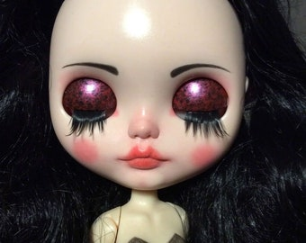 Pin-Up Girl Beautiful Custom Blythe