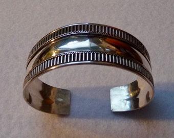 Bracelet. Sterling Silver. Vintage.