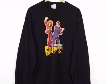 vintage austin powers shirt