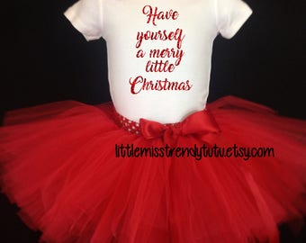 Baby First Christmas Outfit Girl, Baby First Christmas Outfit, Baby Christmas Tutu, My First Christmas, Baby First Christmas, Red Tutu
