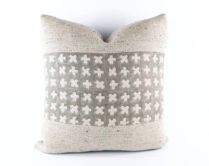 Handmade Belgian Linen Textile Pillow Cover Various sizes
