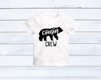 Cousin's Shirt, Matching Cousin Shirts, Cousin Crew, Cousin Vacation Shirt