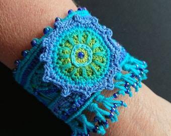 Hippe festival armband