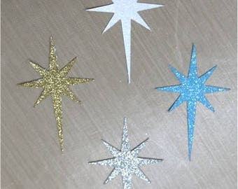 Christmas Star Cut-outs